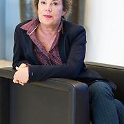 NLD/Amsterdam//20140323 - Perspresentatie musicalbewerking Moeder, Ik Wil Bij De Revu, Raymonde de Kuyper