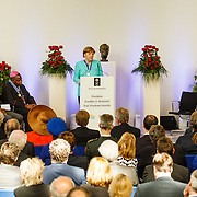 NLD//Middelburg20160421 - Four Freedoms Awards 2016, Duitse bondskanselier Angela Merkel