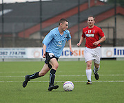 Ryan Gemmell - Tayport v Dundee XI - pre-season friendly at the GA Arena <br /> <br />  - &copy; David Young - www.davidyoungphoto.co.uk - email: davidyoungphoto@gmail.com