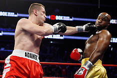February 27, 2009: Tomasz Adamek vs Johnathon Banks