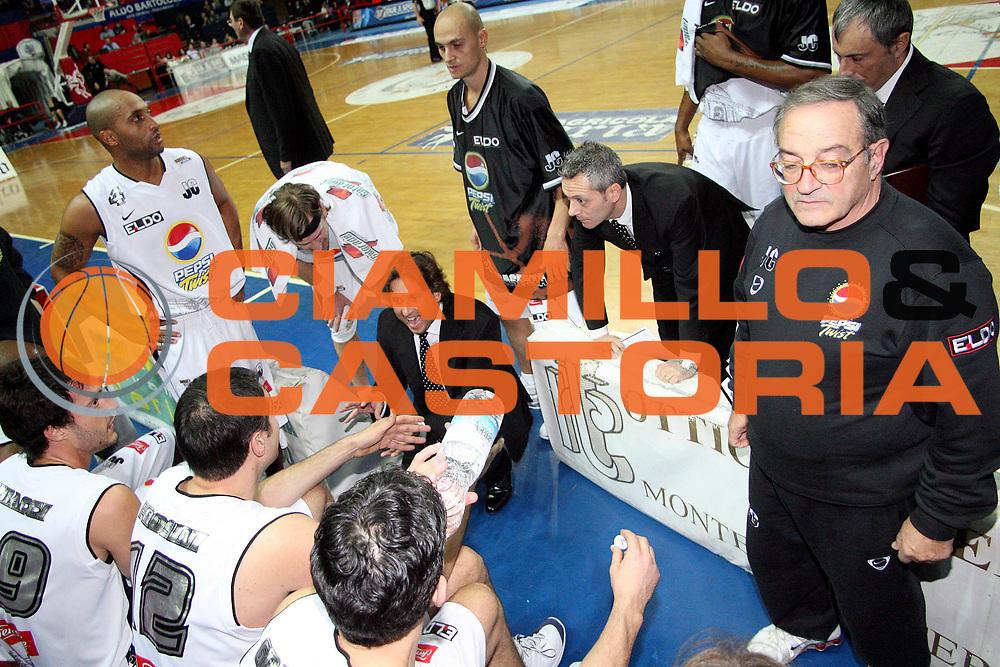 DESCRIZIONE : Montecatini Legadue 2007-08 Agricola Gloria Basket Rossoblu Montecatini Pepsi Juve Caserta<br /> GIOCATORE : Time out Caserta<br /> SQUADRA : Pepsi Juve Caserta<br /> EVENTO : Campionato Legadue 2007-2008<br /> GARA : Agricola Gloria Basket Rossoblu Montecatini Pepsi Juve Caserta<br /> DATA : 21/10/2007<br /> CATEGORIA : <br /> SPORT : Pallacanestro<br /> AUTORE : Agenzia Ciamillo-Castoria/Stefano D'Errico