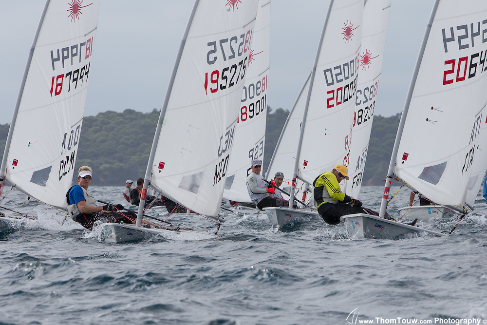 2014 Audi Laser Masters' Worlds