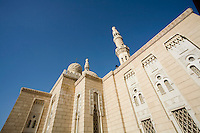 UAE Dubai The Jumeirah Mosque the only mosque which non-Muslims are permitted to visit