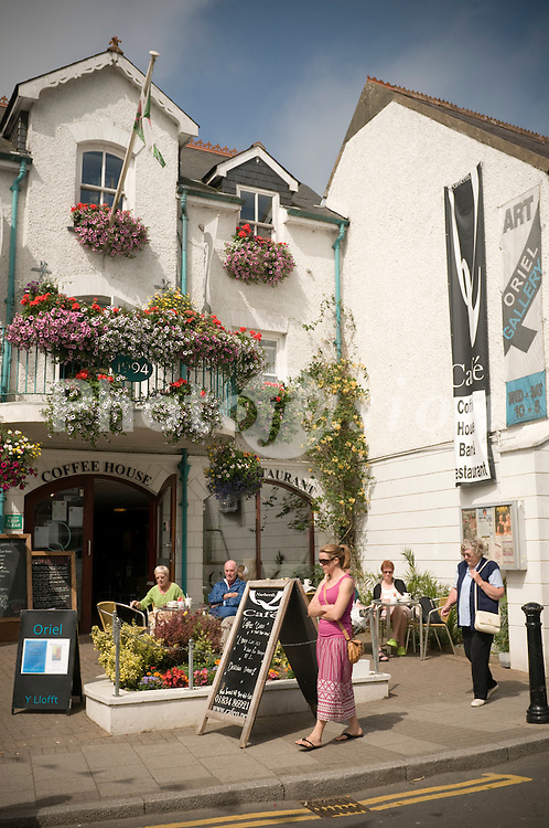 Queens Hall; Narberth; Pembrokeshire; Wales - arts centre ; cafe and gallery; UK
