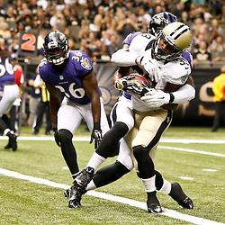 08-28-2014 Baltimore Ravens at New Orleans Saints Preseason