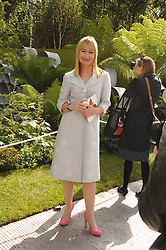 SIAN LLOYD at the 2008 Chelsea Flower Show 19th May 2008.<br /><br />NON EXCLUSIVE - WORLD RIGHTS