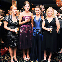 8 November 2008; Clare camogie stars, from left, Deidre Murphy, Denise Lynch, Carina Roseingrave and Claire Connane at the Camogie All-Star Awards 2008 in association with OíNeills, Citywest Hotel, Conference, Leisure & Golf Resort, Dublin. Picture credit: Stephen McCarthy / SPORTSFILE *** NO REPRODUCTION FEE ***