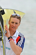Caversham, Great Britain. GBR W2-, Heather STANNING. 2012 GB Rowing World Cup Team Announcement Wednesday  04/04/2012  [Mandatory Credit; Peter Spurrier/Intersport-images]