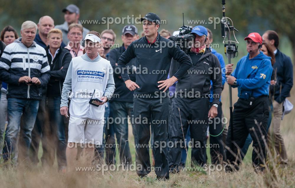 26.09.2015, Beckenbauer Golf Course, Bad Griesbach, GER, PGA European Tour, Porsche European Open, im Bild Ross Fisher (GBR) // during the European Tour, Porsche European Open Golf Tournament at the Beckenbauer Golf Course in Bad Griesbach, Germany on 2015/09/26. EXPA Pictures © 2015, PhotoCredit: EXPA/ JFK