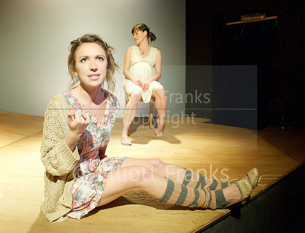 Esther Smith who plays Delphi Diggory in Harry Potter &amp; The Cursed Child pictured in 2011 in the stage play <br /> Many Moons<br /> by Alice Birch at <br /> Theatre 503, London, Great Britain <br /> 20th may 2011<br /> <br /> <br /> Esther Smith (as Juniper)<br /> <br /> Photograph by Elliott Franks<br /> <br /> 2016&copy;Elliott Franks<br /> <br /> <br /> Image licensed to Elliott Franks