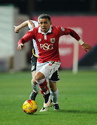 Bristol City's James Tavernier  - Photo mandatory by-line: Joe Meredith/JMP - Mobile: 07966 386802 - 10/02/2015 - SPORT - Football - Bristol - Ashton Gate - Bristol City v Port Vale - Sky Bet League One