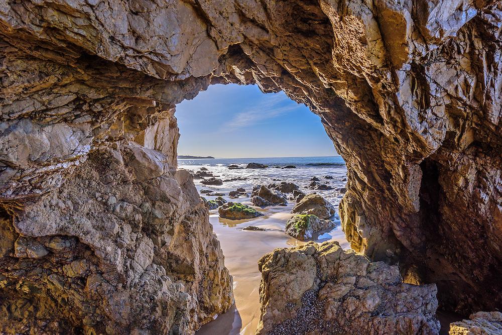 El Matador State Beach, Malibu, California