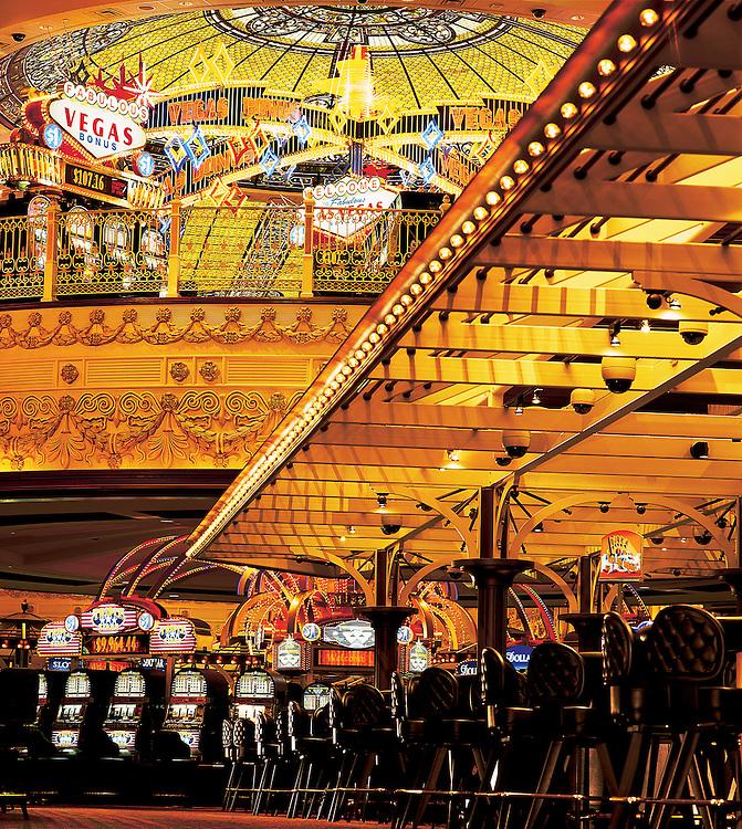 client: Ameristar Casino, St. Louis, MO