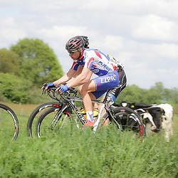 WIELRENNEN Rijssen, de 62e ronde van Overijssel werd op zaterdag 3 mei verreden. Maurits Lammerink