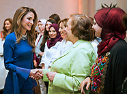 Queen Rania Hosts Iftar Banquet