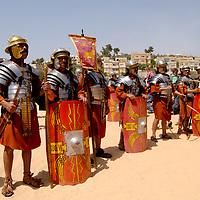 Gerasa Roman Army Chariot Experience
