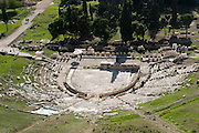 Theatre of Dionysus, Acropolis, Athens, Greece, UNESCO word heritage site