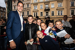 SPINS XI Nogometna Gala 2019 event when presented best football players of Prva liga Telekom Slovenije in season 2018/19, on May 19, 2019 in Slovene National Theatre Opera and Ballet Ljubljana, Slovenia. Photo by Grega Valancic / Sportida.com