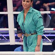 NLD/Amsterdam/20181031 - Boxingstars 2018, 1e aflevering, Olcay Gulsen