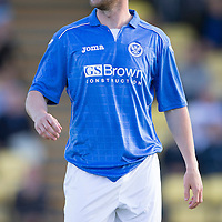 St Johnstone FC.. 2014-2015 Season<br /> Tam Scobbie<br /> Picture by Graeme Hart.<br /> Copyright Perthshire Picture Agency<br /> Tel: 01738 623350  Mobile: 07990 594431