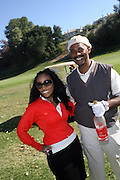 l to r: Michelle Murray and Overton Wilkins at ?Kiki's 1st Annual Celebrity Golf Challenge? Presented by ALIZÉ, The Premium Liqueur held at The Braemar Country Club on October 134, 2008 in Tarzana, Ca..KiKi?s Celebrity Golf Challenge (CGC) - conceived and spearheaded by Ms. Shepard ? is a fundraising event to benefit The K.I.S. Foundation, Inc.  The central mission of The K.I.S. Foundation is to inform and educate the public, raise awareness about Sickle Cell Disease through community outreach programs and educational scholarships, and to financially help support the efforts of research institutions to find a universal cure. Sickle Cell Disease is an inherited, non-contagious blood disease that can be crippling, painful, and life threatening. The K.I.S. Foundation Awards Banquet will also honor individuals and organizations who have selflessly committed themselves in the fight against Sickle Cell Disease...