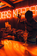 Finders Keepers bar, Makati, Manila