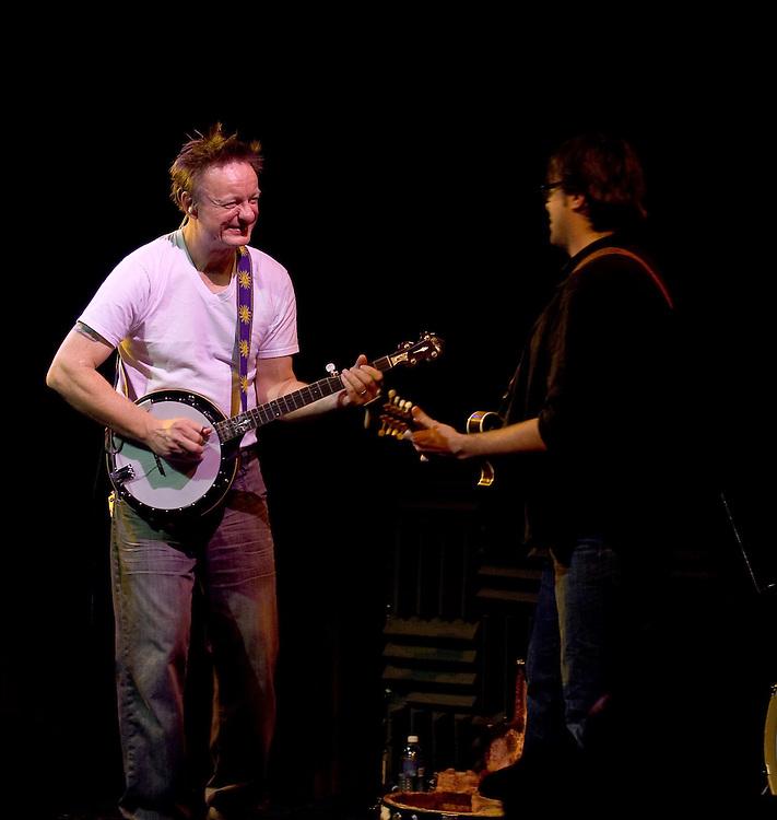 Danny Barnes and Jeff Austin