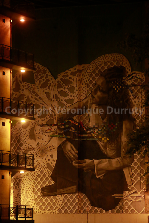 street art, Bilbao, Pays Basque, Espagne // Street art, Bilbao, Basque country, Spain