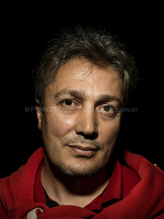Halil. Age 43. Doctor.<br /> <br /> &quot;I was helping the wounded in the infirmary but today I wanted to see the youth in the park. Their generation's way to resist is very different from what we can immagine&quot;