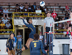 2016 A&T Volleyball vs Radford (Spartan-Aggie Invitational)