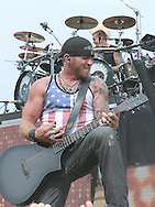 Brantley Gilbert, 25 May 2014, Coca-Cola 600, Charlotte Motor Speedway, Charlotte, North Carolina