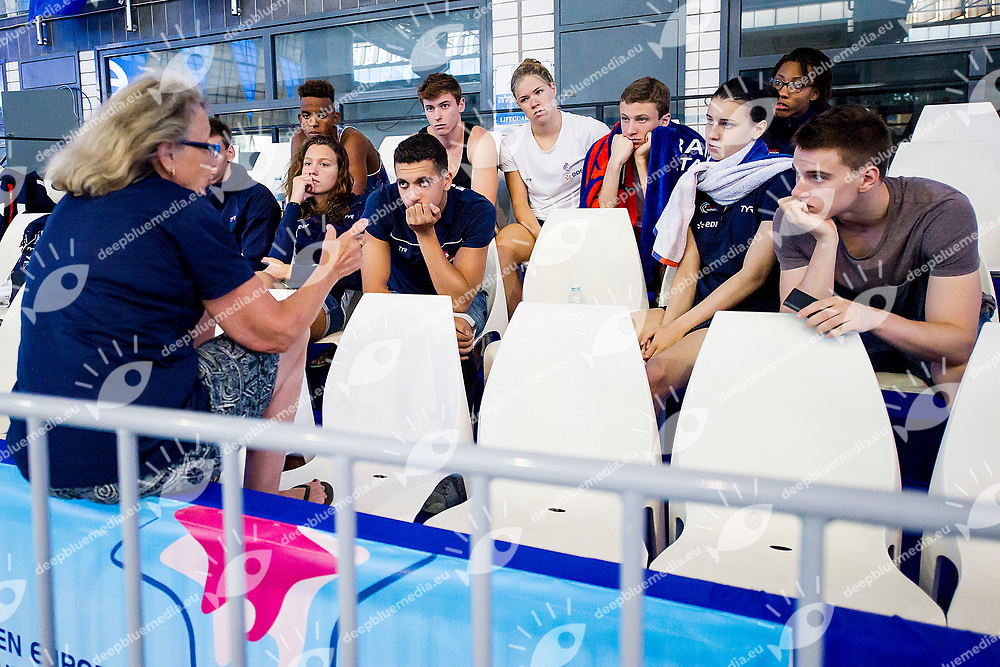 Team France FRA<br />