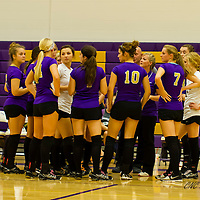 09-15-14 Berryville Volleyball vs. Paris