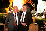 San Diego Mayor Jerry Sanders and Retired Sheriff Bill Kolender