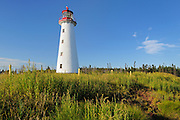Point Prim Lighthouse<br /> Point Prim<br /> Prince Edward Island<br /> Canada