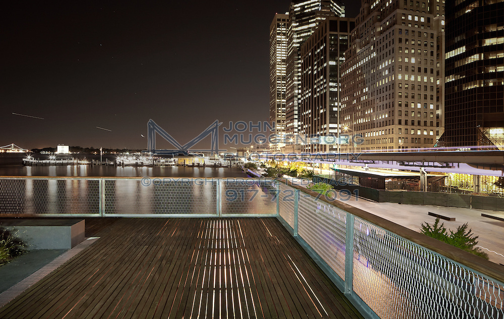 Designed by SHoP Architects with lighting by Tillotson Design and landscape by Ken Smith Workshop