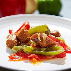 Sausage and Peppers - Client: Atkins Nutritionals