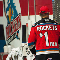102315 Prince George Cougars at Kelowna Rockets