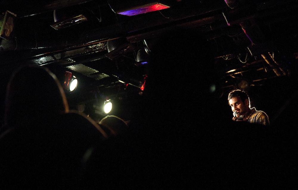 Whiplash at UCB Theater, New York - March 7, 2011 - Aziz Ansari
