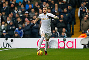 Leeds United defender Pontus Jansson (18)  during the EFL Sky Bet Championship match between Leeds United and Cardiff City at Elland Road, Leeds, England on 3 February 2018. Picture by Paul Thompson.