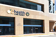 OC Health Care Agency Building in Santa Ana