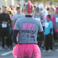 The first annual Hope Contimues 5k was held Saturday at Fair Park