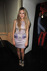 ZARA MARTIN at a party to launch Esquire magazine's June issue hosted by new editor Alex Bilmes at Sketch, Conduit Street, London on 5th May 2011.