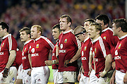 British and Irish Lions Tour to New Zealand 2005 3rd Test New Zealand vs British and Irish Lions Eden Park, Auckland, New Zealand 9/7/2005<br />