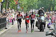 Stephen Kiprotich wins Gold for Uganda in the Men's London 2012 Olympic Marathon