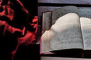 Monk Robe & Scriptures Book