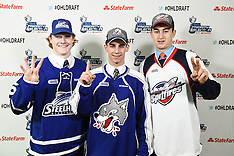 2015 OHL Priority Selection presented by State Farm