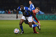 Macclesfield Town v Wrexham - FA Cup - 24/10/2014