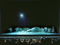 DGV, Royal Ballet, designed by Jean Marc Puissant. Choreography by Christopher Wheeldon