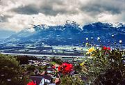 Liechtenstein Mountains